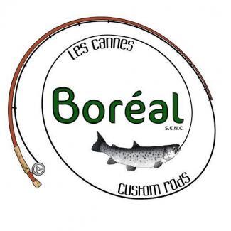 Les cannes à pêche Boréal