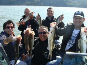 guide de pêche au doré